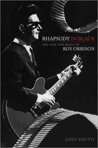 Book Review: Rhapsody In Black - The Life & Music of Roy Orbison