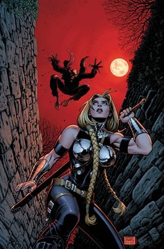 Valkyrie (Brunnhilde) by Art Adams