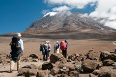 5 Tips for Climbing and Summiting Mount Kilimanjaro