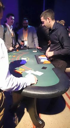 #IndusNetTechnologies at the Casino Theme Party of #Magento Live UK, 2015....