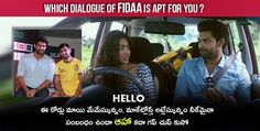 Which Dialogue Of Fidaa Is Apt For You?