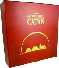 De Kolonisten van Catan Collector's Editie | Ontdek jouw perfecte spel! - Gezelschapsspel.info