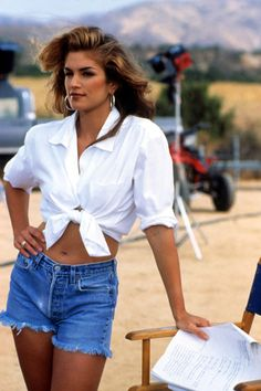 Cindy Crawford - back to 90s
