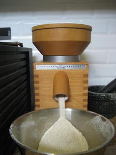 How to make your own sprouted flour at home- with wheat, spelt, buckwheat, or anything really.