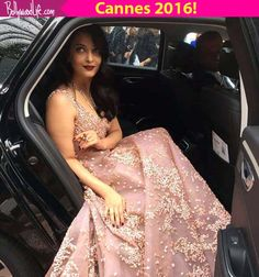 Cannes Film Festival 2016: Aishwarya Rai Bachchan DAZZLES in a delicate gown with intricate detailing-view pics!