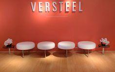 Versteel OH modular seating, Roberto Lucci Design