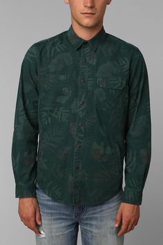 life/after/denim Resort Button-Down Shirt #urbanoutfitters