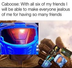 Caboose is god. That explains Halo Funny, Halo Game, Achievement Hunter, Red Vs Blue, Red Team, Rooster Teeth, Rwby, Red Roses, Skyrim Funny