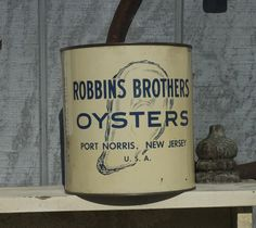 Robbins Brothers, Port Norris, N.J.