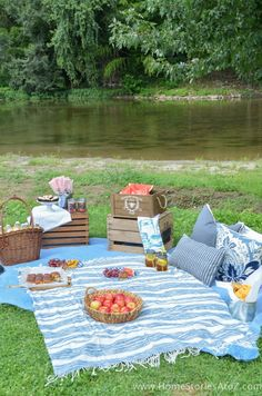 5 Best Tips for Creating a Memorable Family Picnic - Home Stories A to Z in partnership with Lipton