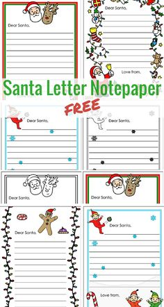 letters to santa lesson plans freebie free letter to santa templates notes to or from 22075 | a8ad9a290d75954d8ce6cd9cdd438aa7 free santa letters christmas activities