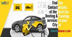 Find denting and painting services in Chandigarh and list of denting and painting services in Chandigarh. Get the best deals, latest reviews and ratings, phone numbers and addresses from searchrunners.com.