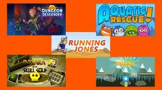 Toon Goggles is the premier on-demand entertainment destination for children, offering a vast and diverse amount of animated and live-action programs and engaging games. Easy Games For Kids, Kid Games, Adventure Games, Live Action, Articles, Animation, Entertaining, Children, Top