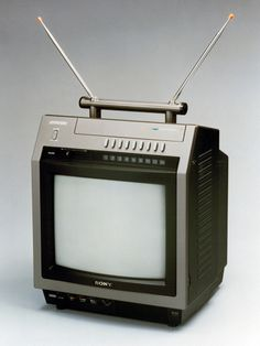 Perhaps the most beautiful TV made by Sony ever! It was my first Sony.