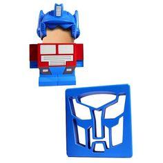 Transformers Set Eierbecher und Toastausstechform jetzt versandkostenfrei auf NERD.DE bestellen