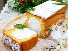 HMで簡単♥とろうまっ生パウンドケーキの画像