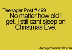 Teenager Post #499