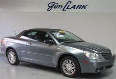 2008 Chrysler Sebring, 37,997 miles, $10,000.