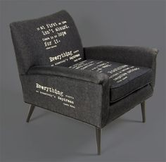 Phrase chair! I WANT THIS CHAIR!!!