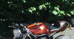 www.marktplaats.nl/motoren-overige-merken/ultieme-cafe-racer-suzuki-bandit Origineel: Suzuki GSF1200 Bandit S Bouwjaar...