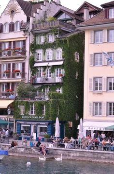 Luzern, Switzerland.  Go to www.YourTravelVideos.com or just click on photo for home videos and much more on sites like this.