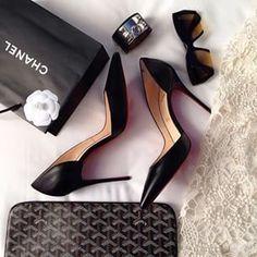 chanel high heels - Google Search