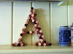love a new wine cork project