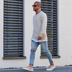 Kosta Williams in Axel Arigato sand lizard embossed sneakers #axelarigato