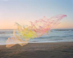 2020 Fabric Photography, Landscape Photography, Rocky Shore, Colossal Art, Photo Series, Natural Phenomena, Work Travel, Jackson, Scenery