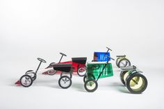 Kartell Launches a Line Dedicated to Kids - Design Milk Luxury Furniture Brands, Furniture Market, Cheap Furniture, Kids Furniture, Furniture Design, Kartell, Steel Furniture, Deco, Game Design