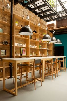 Animal Music by Nidolab | HomeDSGN, a daily source for inspiration and fresh ideas on interior design and home decoration.