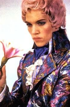 Velvet Goldmine (1998)    Maybe I'll like, walk with a flower or something random.