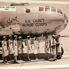U.S. Cadet Nurse Corps.