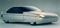 1982 Ford Probe IV Concept by Ghia.