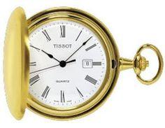 Tissot's Unisex Savonnettes Pocket watch #T83.4.503.13 Tissot. $350.00