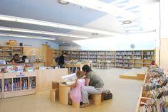 Biblioteca Jaume Fuster (Gràcia, Barcelona) barcelona_fuster_18 | Flickr: Intercambio de fotos