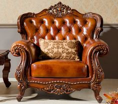 Morya - offering Hand Carving Wood Leather Sofa Chair, Contemporary Leather Chair at Rs 30000 /piece in Mumbai, Maharashtra. Get best price and read about company and get contact details and address. Iron Furniture, Leather Furniture, Classic Furniture, Sofa Furniture, Sofa Chair, Luxury Furniture, Quality Furniture, Outdoor Furniture, King Chair