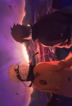 Anime Naruto, Naruto Fan Art, Anime Akatsuki, Naruto Uzumaki Shippuden, Naruto Cute, Sasunaru, Narusasu, Naruto And Sasuke Wallpaper, Fanart