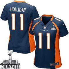 Trindon Holliday Limited Jersey-80%OFF Nike Trindon Holliday Limited Jersey at Broncos Shop. (Limited Nike Women's Trindon Holliday Navy Blue Super Bowl XLVIII Jersey) Denver Broncos Alternate #11 NFL Easy Returns.