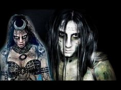 Suicide Squad | Enchantress, makeup tutorial, makeup, tutorial, DIY, suicide squad, harley quinn, enchantress, cara delevigne, joker, halloween makeup, halloween, halloween makeup tutorial, how to, body paint, tiff sizzle, beauty, transformation, make up for ever, nyx cosmetics, nyx, the enchantress makeup, the enchantress