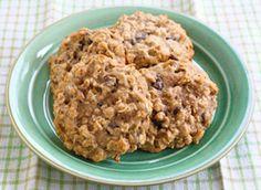 oatmeal coklat cookies