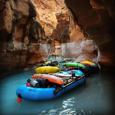 These rafting adventures provide a unique opportunity to see areas of Colorado from a perspective you just can't find anywhere else. Vacation Places, Vacation Spots, Places To Travel, Places To Go, Vacations, Road Trip To Colorado, Colorado Springs, Colorado River Rafting, Places