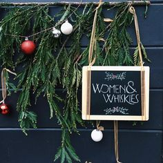So sad to have missed @darling & @womenandwhiskies #WhiskyDarlings Holiday party tonight!  Thanks so much for the invite- I've been secretly liking ALL the pictures posted  Welcome to SF @darling!! Beautiful photo repost from @darling