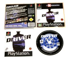 Playstation 1 Driver für Ps1 in OVP