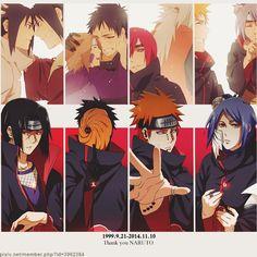 Wow, I need to hurry up, finish Naruto and move onto Shippuden