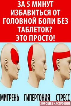 In 5 minutes to get rid of a headache without pills? It& За 5 минут избавиться от головной боли без таблеток? In 5 minutes to get rid of a headache without pills? # pain # Get rid - Get Rid Of Warts, Health Site, Doctor Advice, Boost Immune System, Holistic Nutrition, Health Benefits, Health Fitness, Weight Loss, Tips