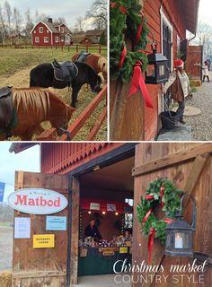 Swedish Countryside Christmas