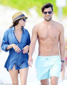 Olivia Palermo and Boyfriend