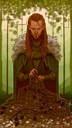 "Loki Laufeyson by ~arok318 on deviantART This is cool image of Loki for Mother's Day because, in Norse myth, Laufey was his mother's name. The name means ""leafy""."