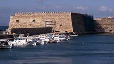 Greece Tourist Information - Europe Up Close Crete Heraklion, Republic Of Venice, Zorba The Greek, Old Fort, Creta, Tourist Information, Crete Greece, Greek Islands, Places To Visit